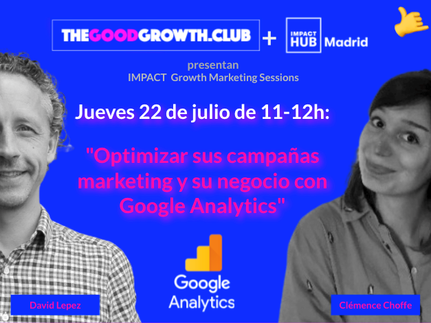Optimizar sus campañas marketing y su negocio con Google Analytics.