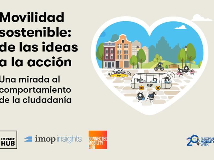 Movilidad sostenible: de las ideas a la acción